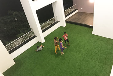 Sharada Exotica Children Play Area