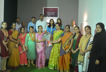 Sharada Exotica Handover Ceremony